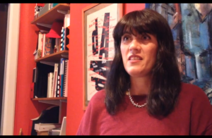 Still from Dr Lewer's Video