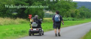 Walking Interconnections Image