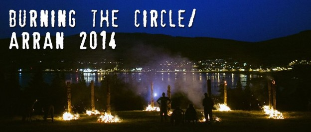 Burning the Circle Image
