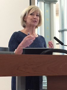 Image of Sally McNair Arts Industry Day 2015